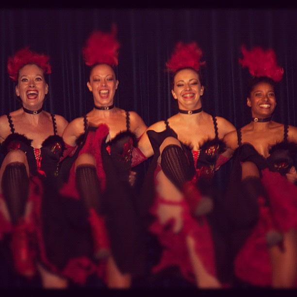 Burlesque workshop