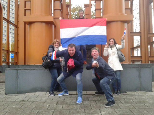 De slag om Rotterdam