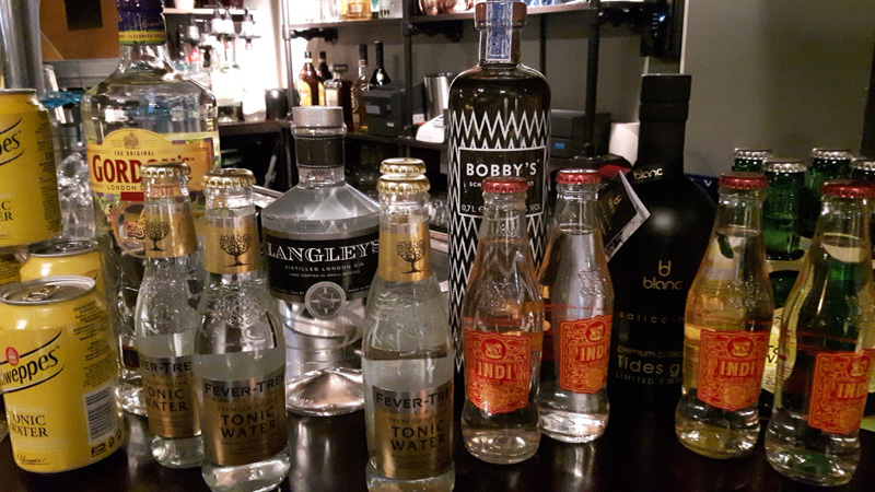 Gin-Tonic proeverij