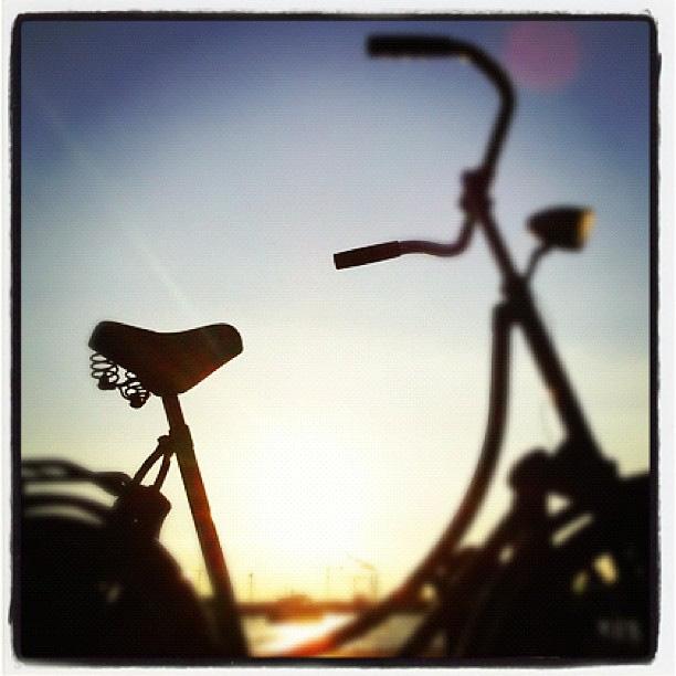 Instagram fietstour