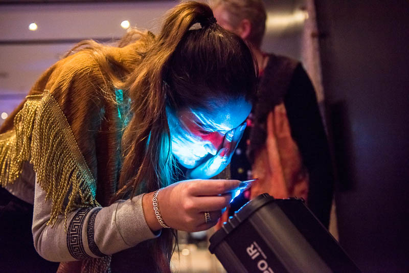 Mobiele escape room 'De Vloek'
