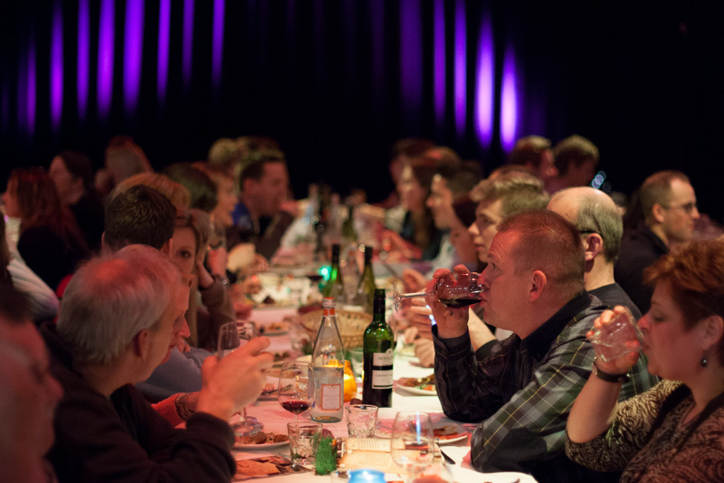 Rotterdam Dinner Experience