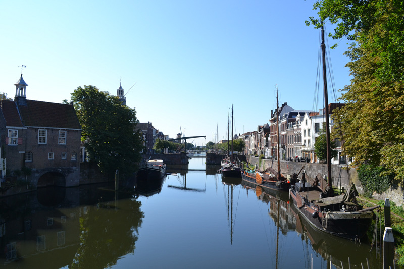 Walking dinner Delfshaven