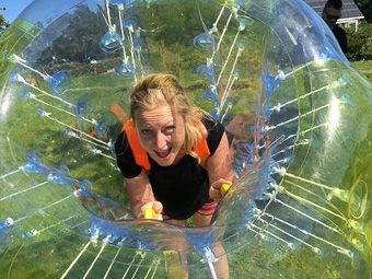 Bubble Voetbal