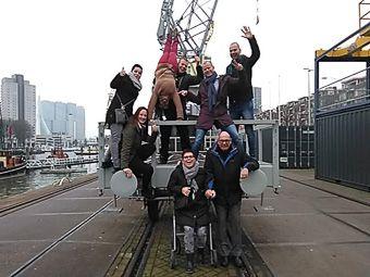 Citygame Rotterdam en diner