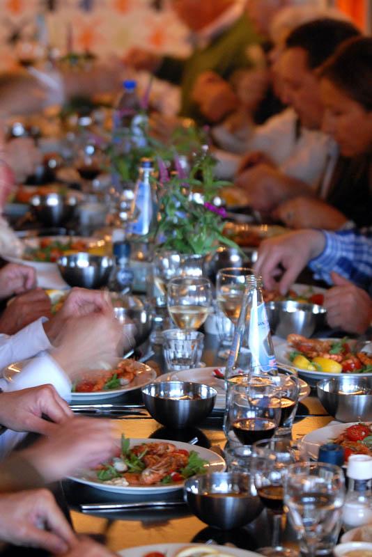 De Mannen tegen de Vrouwen Dinerspel