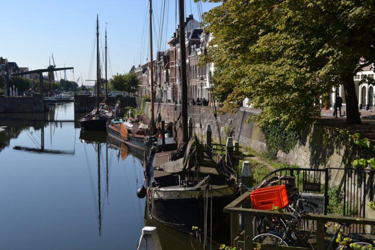 Delfshaven Wandeling