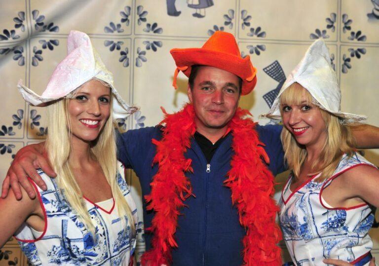 Gek op Holland feest