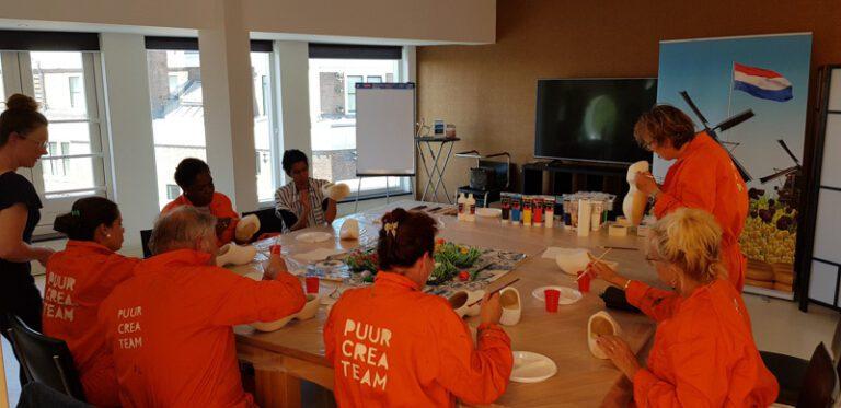 Workshop Klompen Beschilderen
