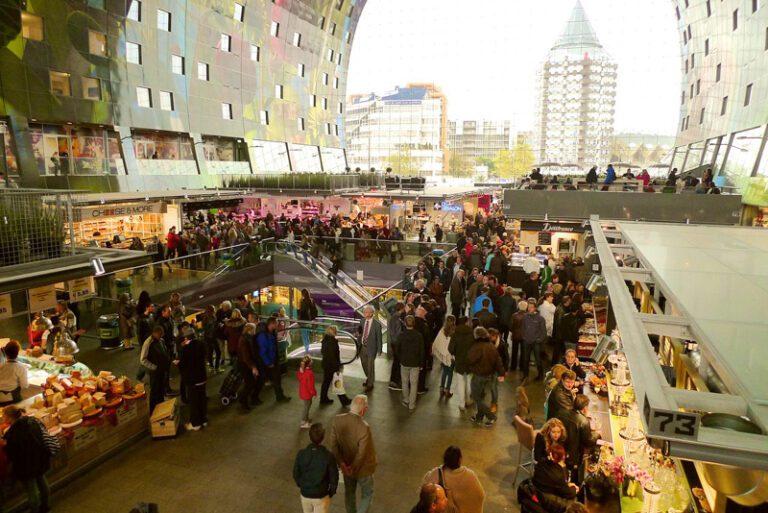 Rondleiding Markthal