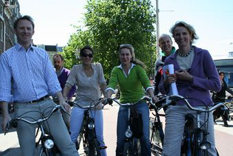 Puur Rotterdam fietstocht