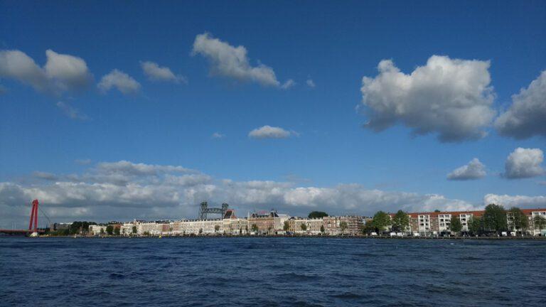 Rondvaart Havengebied en Europoort