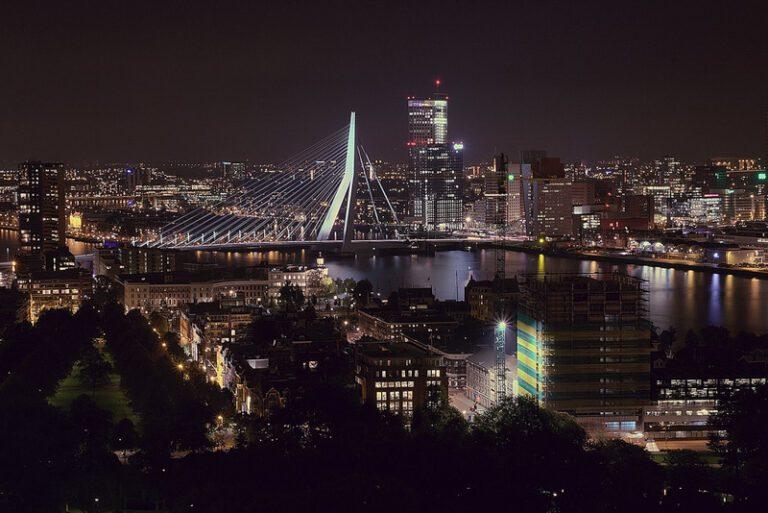 Avondprogramma   Rotterdam Dinner Experience