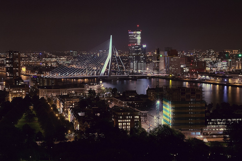 Avondprogramma | Walking Dinner with a View