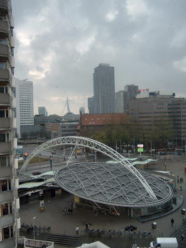 Rotterdamse Bijnamen Wandeling