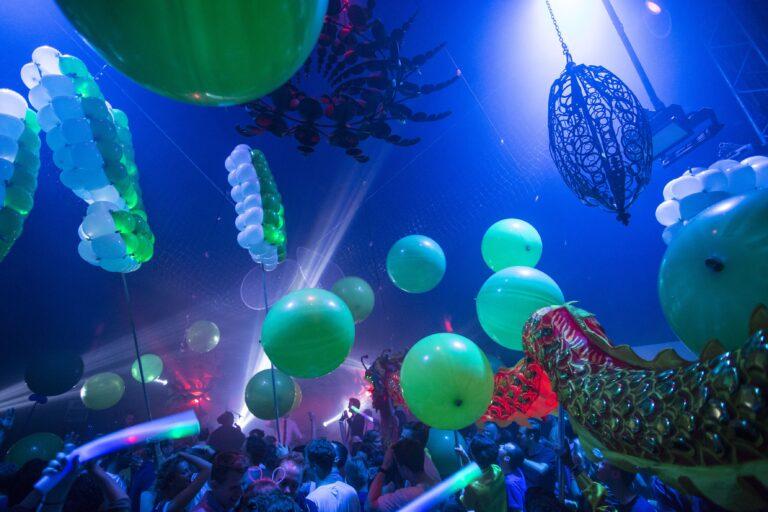 Urban Jungle Party