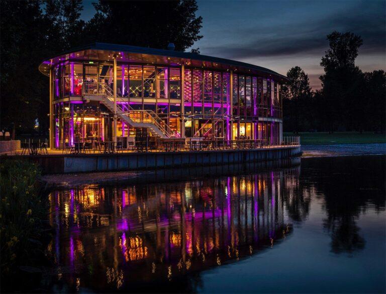 Boathouse Kralingen