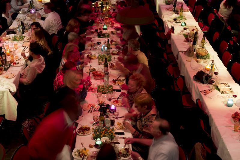 Dinnershow op maat
