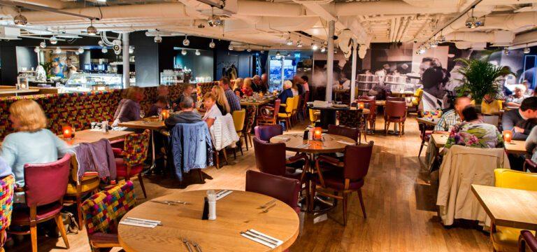 Restaurant SS Rotterdam
