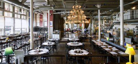 Restaurant Hotel New York