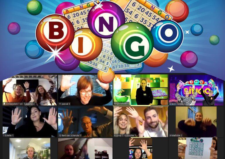 Online Muziek Bingo