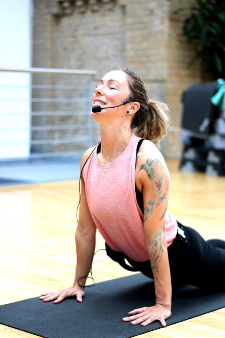 Online Yoga Lach Workshop