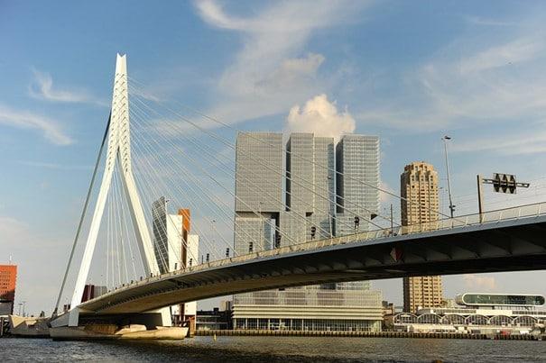 Bijnamen van Rotterdam